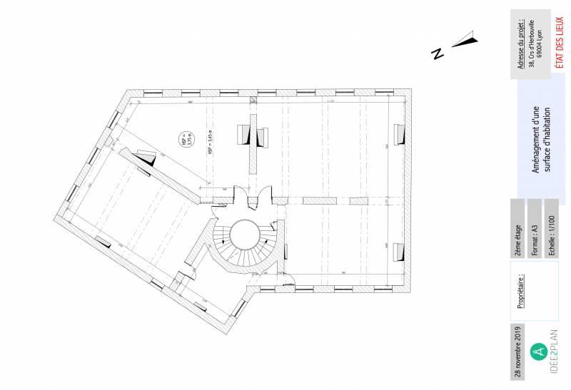 Plan D Architecte Maison En 3d Gabon Afrique Idee2plan